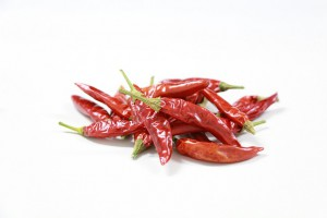 Scharfe Chili